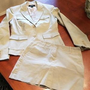 Body by Victoria Matching Business Jacket & Skirt